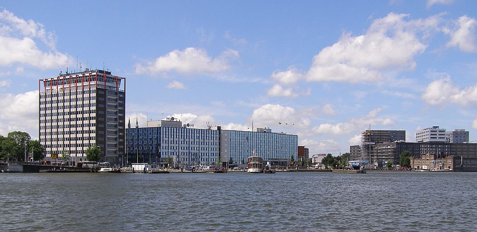 Integrated Facility Management - Havengebouw Amsterdam
